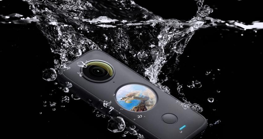 360度映像 3D撮影 Insta 360