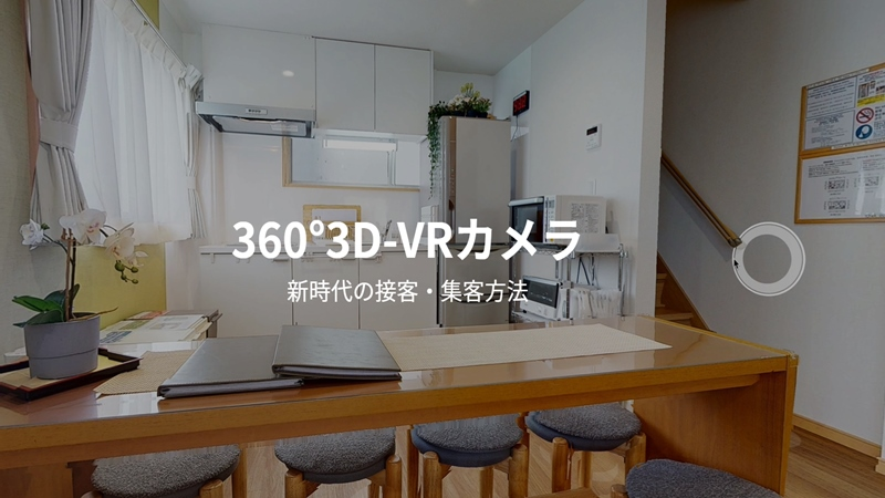 VR動画 360度映像 制作会社